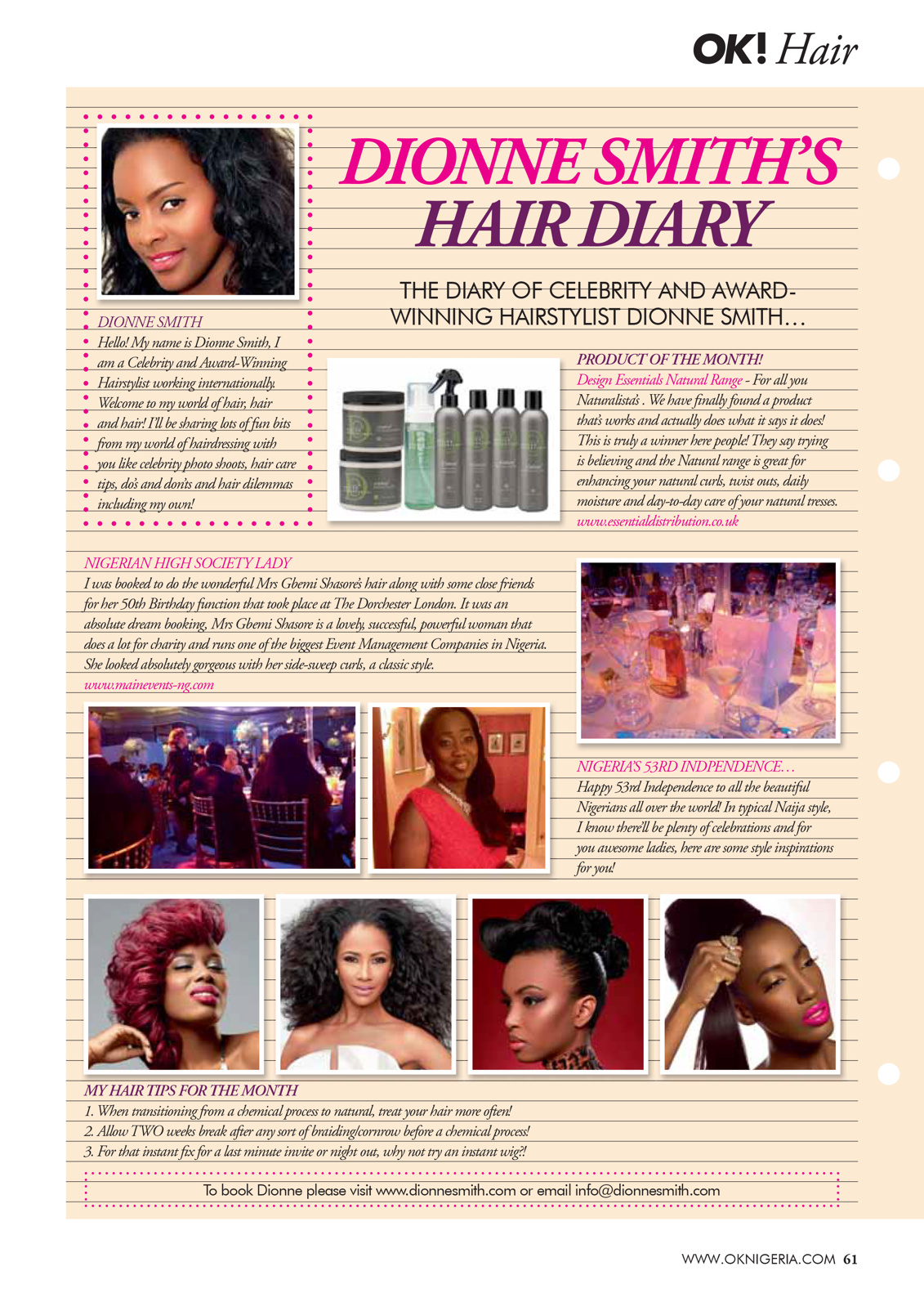 61 Hair Dionne Oct.indd